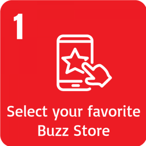 buzz onlinestore icon select 300x300 - Order online Launch