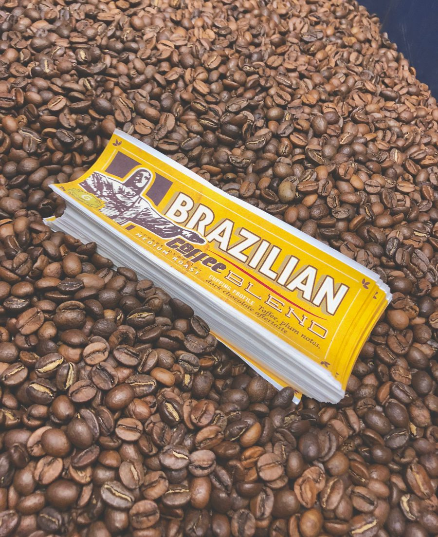 Where Does the Coffee Come From?