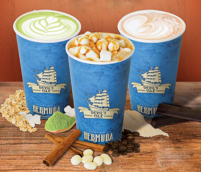 BUZZ Cafe Bermuda
